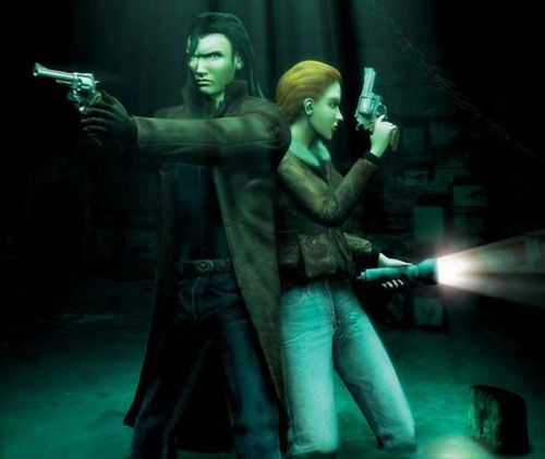 Alone In The Dark 4 - The New Nightmare (2001) PlayStation 2.