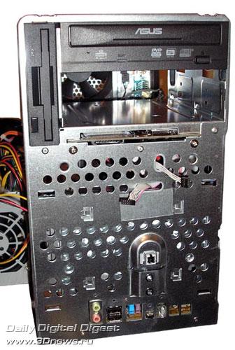 ASUS T2-PH1 Внутренняя компоновка