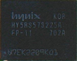 video memory on MSI 8800GTS 320 Mb