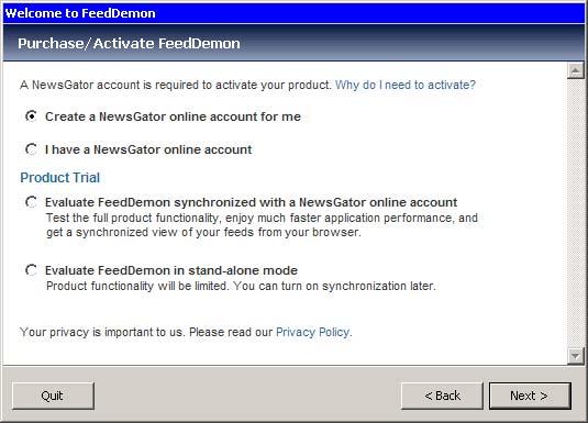 FeedDemon 2.1