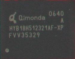 Palit X1950GT 512MB, video memory