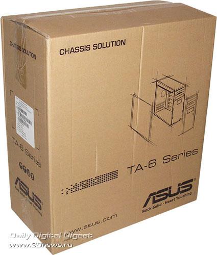 ASUS серий TA-65x и TA-66x Коробка