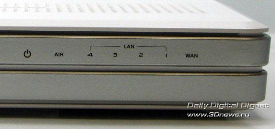 ASUS WL-500g Premium