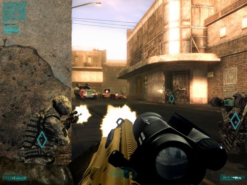 Tom Clancy' S Ghost Recon Advanced Warfighter 2