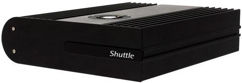 Shuttle CarPC