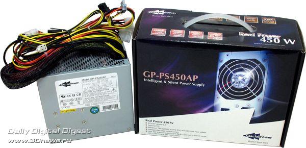 Комплектация GP-PS450AP
