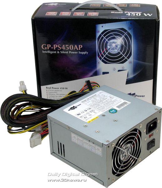 GlacialPower 450