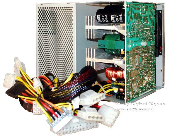Печатная плата GP-PS450AP