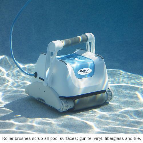 iRobot Verro: робот для уборки бассейнов