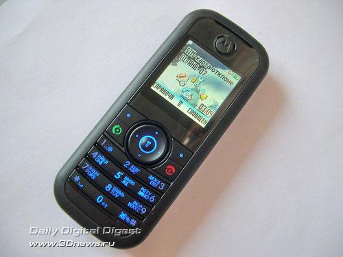 Внешний вид Motorola W 205