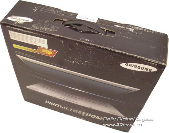 Коробка Samsung R55