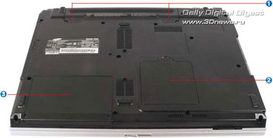 элементы функциональности Samsung R55