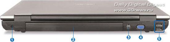 Правя сторона Samsung R55