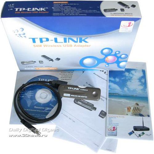 TP-Link TL-WN321G