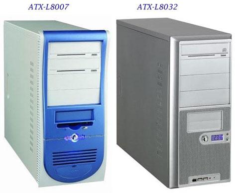 корпуса COLORSit ATX-L8007 и ATX-L8032