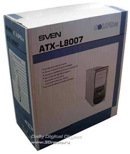 COLORSit ATX-L8007-В34 упаковка