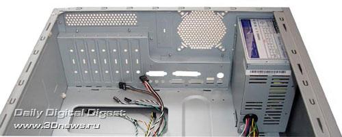 COLORSit ATX-L8007-В34 Задняя панель