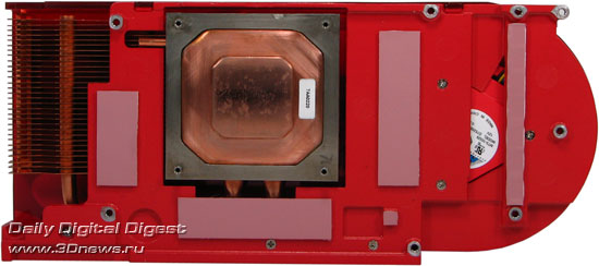 Radeon HD2900XT кулер