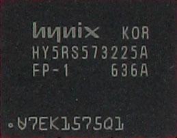 Radeon HD2900XT видеопамять