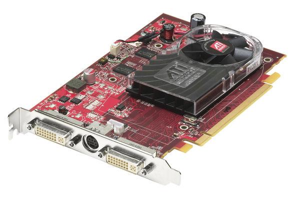 ATI Radeon HD 2600 Pro