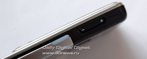 Nokia 6300 Левый торец