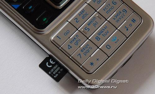 Nokia 6300 Карта памяти