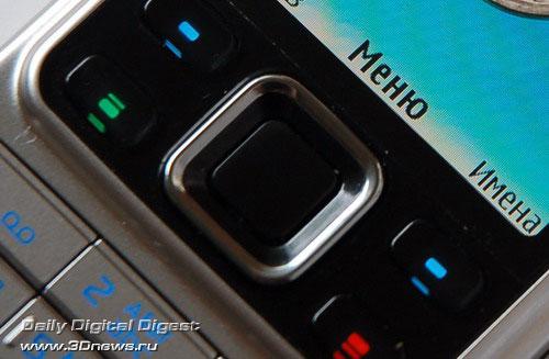 Навигатор Nokia 6300