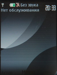 Экран Nokia 6300