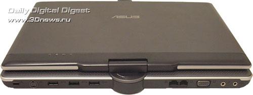Задняя панель ASUS R1F