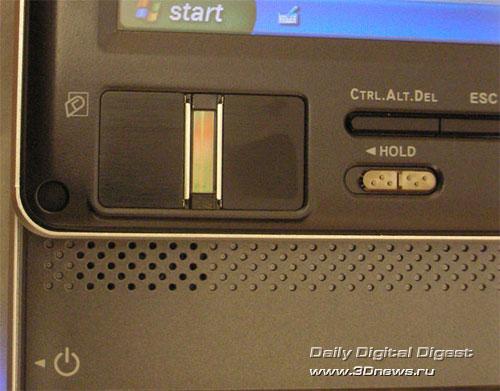 дактилоскопический сканер ASUS R1F