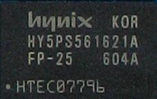 ECS 8500GT, video memory
