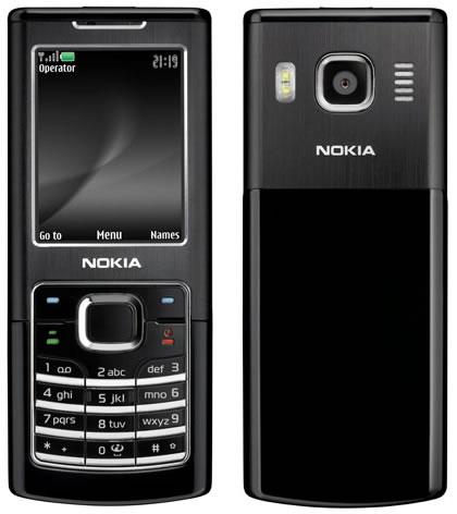 Nokia 6500 Classic: отполированный до блеска эксклюзив