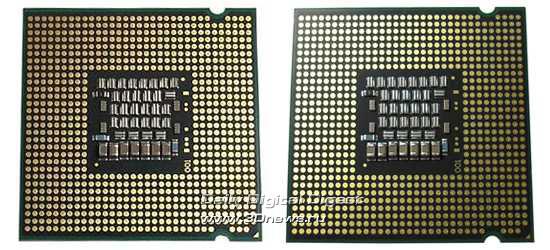 Intel Core 2 Duo E6300 и Intel Core 2 Duo E6320