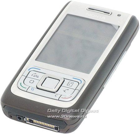Nokia E65. Вид общий