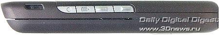 Nokia E65. Вид справа