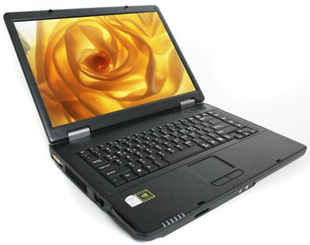 Ноутбук AL5600G от Anynote: к DirectX 10 готов