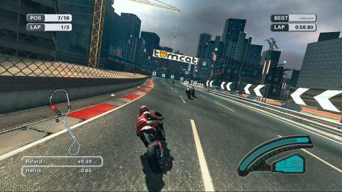 Итальянская компания отправляет MotoGP 07 на PS2