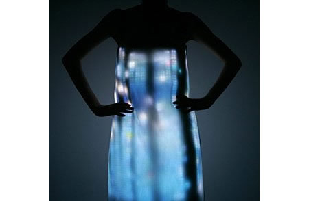 Платье будущего от Swarovski
