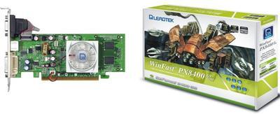 Leadtek GeForce 8400 GS
