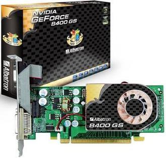 Albatron GeForce 8400 GS