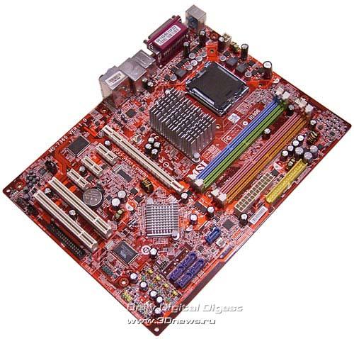 MSI P35 Neo Combo