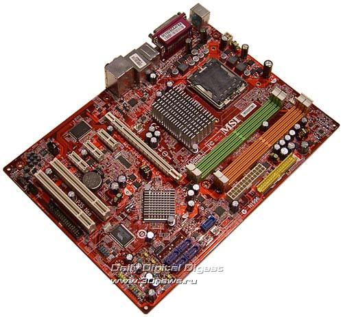 MSI P35 Neo