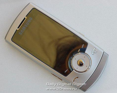 Samsung SGH-U600. Внешний вид
