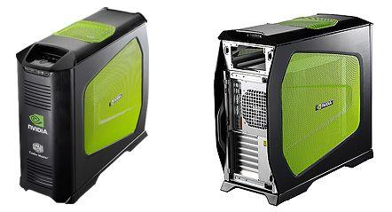 Stacker 830: экстремальный корпус от NVIDIA и Cooler Master