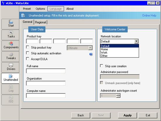 vLite 1.2 [ENG, RUS][2009]