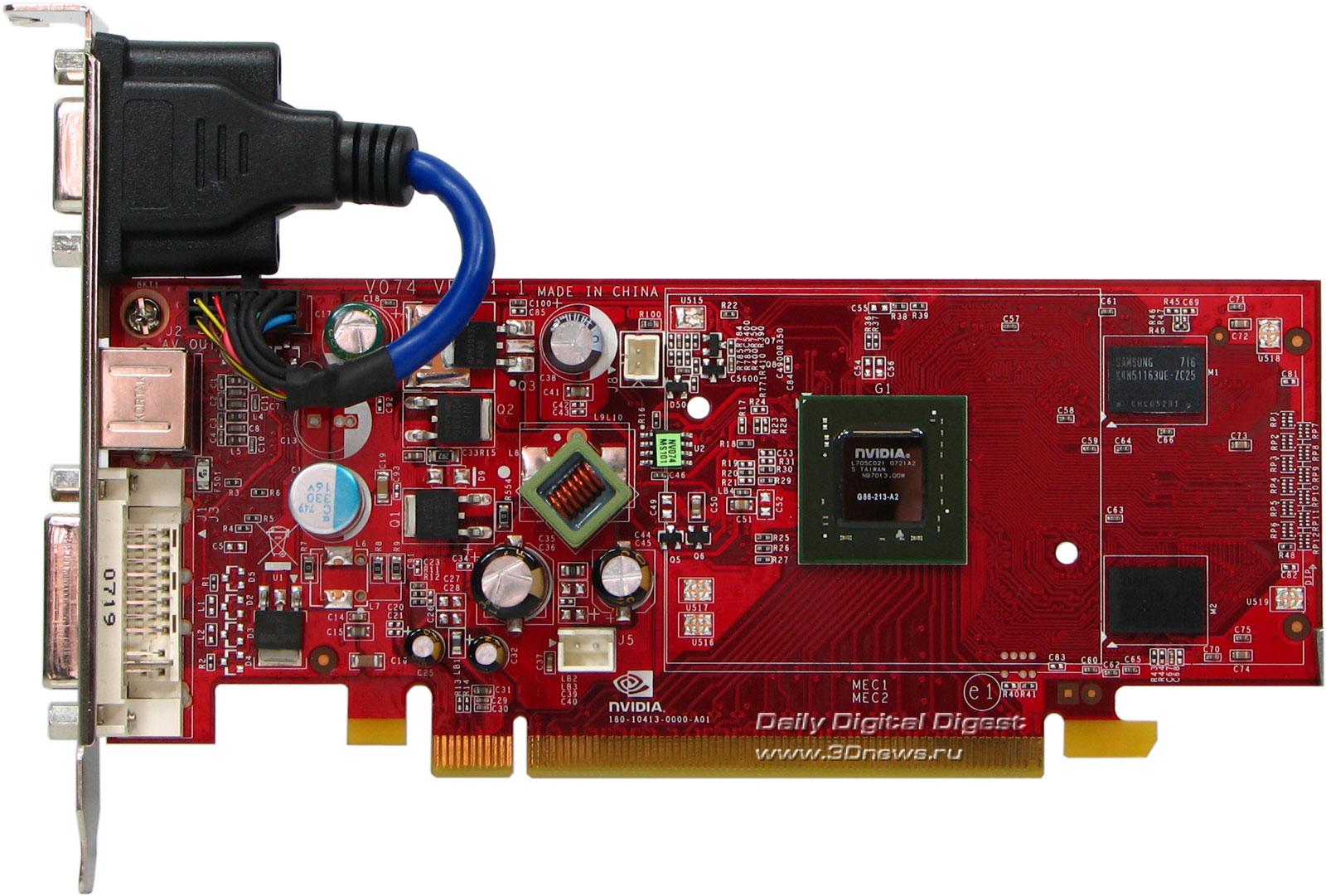 скачать игровой аудио драйвер для видеокарты джифорс 8500