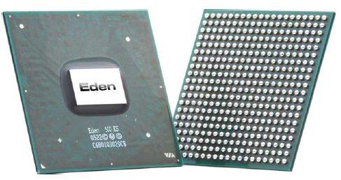 VIA Eden ULV 500