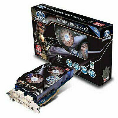 Sapphire HD2600 Dual