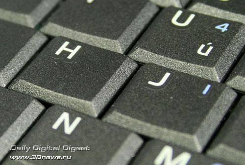 ASUS Eee PC 701 Клавиатура