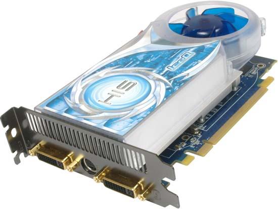 Radeon HD 2600 PRO от HIS: до 700 МГц по ядру